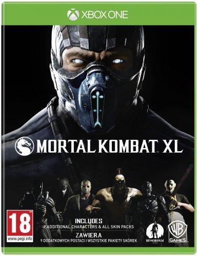 [Xbox One] Mortal Kombat XL - £17.86 - Shopto