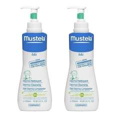 10% Off - Mustela Dermo-Cleansing 2 x 500ml - Only £14.90 +  £3.49 del from PharmacyDepot