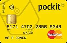 Contactless Pockit MasterCard 99p @ Amazon