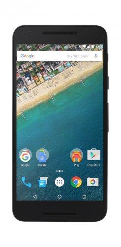 LG Nexus 5X 32 GB SIM-Free Android Smartphone - Quartz White £225 @ Amazon