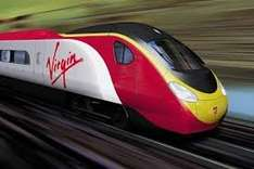 Manchester to London by train - turn up on day + pay £52.10 (£34.65 R/C) instead of £82.40 (£54.40 R/C) for a super off-peak open return (restricted times) @ Virgin Trains