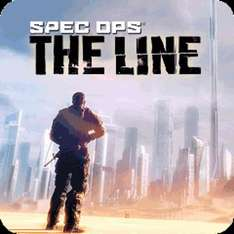 SPEC OPS : THE LINE PS3 - £3.99 @ PSN