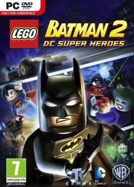 LEGO Batman 2: DC Super Heroes (Steam) £1.54 @ Instant Gaming