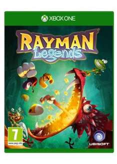 [Xbox One] Rayman Legends (Base.com) for £11.99