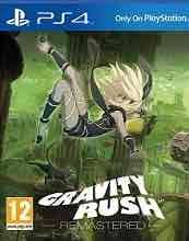Gravity Rush Remastered HD (PS4) £9.45 Delivered (As-New) @ Boomerang rentals