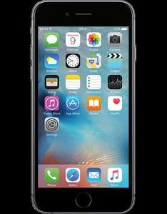 Iphone 6S  Vodafone 6GB data, unlimited texts,mins £29.99 with voucher SMARTSAVE70 and £32/month at Carphone Warehouse.....plus possible £75 quidco