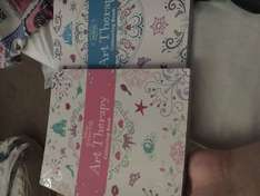 Disney art therapy colouring books £1.50 @ clintons - Liverpool