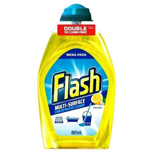 Mega Pack Flash Multi Surface Gel 885ml £1 @ Poundstretcher
