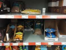 Indus 1.7kg lentils, chickpea down to £1 at Asda, probably National