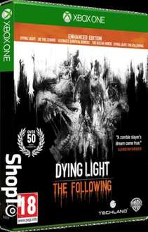 Dying Light: The Following -  Enhanced Edition (Xbox One) £22.85 Delivered @ Shopto