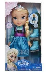 Frozen toddler Elsa skating doll £9.96 @ Toys R us