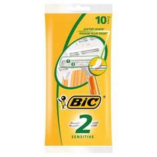 Bic 2 Sensitive Disposable Razor 10's 90p @ Tesco