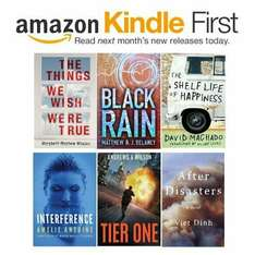 Kindle First August