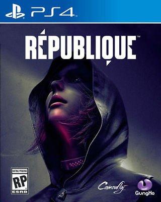 Republique (PS4) £13.99 Delivered @ Boomerang Via eBay (Like New)