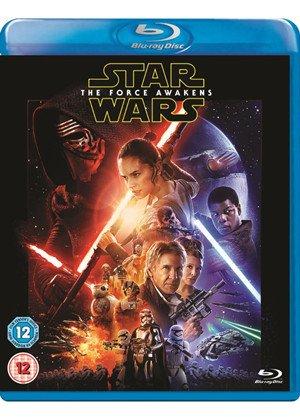 Star Wars Force Awakens Blu-Ray £11.49 @ base.com