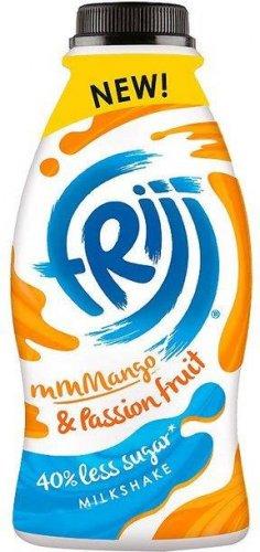 FRijj Milkshakes (471ml) (All Varieties) ONLY 50p @ Asda