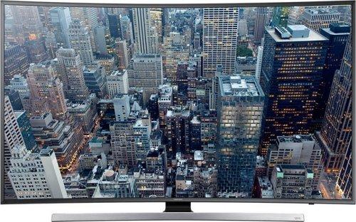 "Samsung UE55JU7500T 55"" 4K Ultra HD 3D compatibility Smart TV Wi-Fi Black @ £768.75 Amazon"