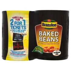 Branston Baked Beans in a Rich and Tasty Tomato Sauce ONLY £1.25 @ Asda