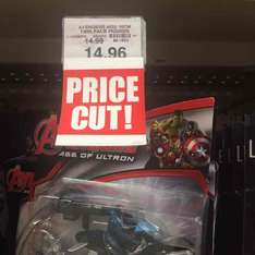 avengers age of ultron £14.96 @ Toys R us