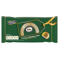 Lyle's Golden Syrup Cake / McVitie's Jamaica Ginger Sticky Pudding Cake (245g) was £1.32 now 65p @ Morrisons