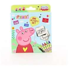Mixed stationery sets- Frozen, Minions, Peppa Pig, Star Wars, One Direction. 99p Each at Argos