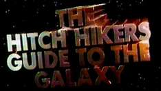 """The Hitchhiker's Guide To the Galaxy"" BBC Radio Player"