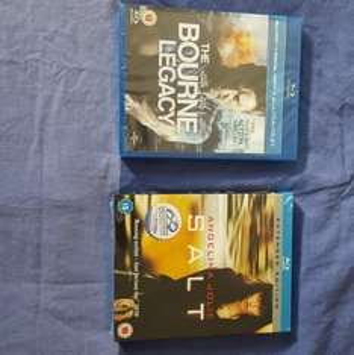 The Bourne Legacy / Salt £1 at Poundland