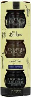 Amazon S&S Mrs Bridges 3 Mini Luxury Fruit Pack (Pack of 4 = 12 Jams) £5.19