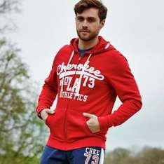 Argos Cherokee Men's Zip Up Hooded Top - Size Extra Extra Large - £4