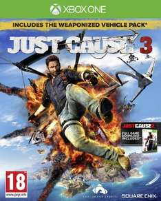 Just Cause 3 - Day One Edition (Xbox One) £15.01 Delivered @ Boomerang Via Amazon
