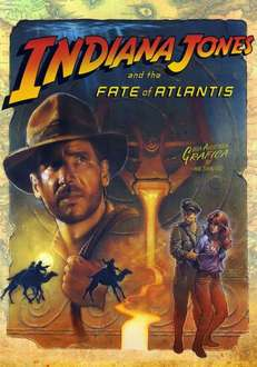 Indiana Jones: Fate of Atlantis and Last Crusade for each £1.19 @ Gamesplanet / Sid Meiers Pirates! for £1.49 / Jagged Alliance: Back in Action Collectors Bundle for £4.49