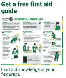 Free First Aid Guide.