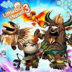 Little Big Planet 3 - Mythical creatures pack free @ PSN