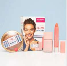 Spend £15 on Bourjois and receive free summer glow set worth £22 @ boots instore and online