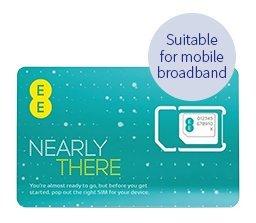 5GB EE PAYG 4G Mobile Boadband Multi Use Data SIM Card (30 Day Validity) £13.99 @ 7DayShop