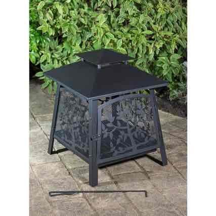 Denver Decorative Log Burner/Fire Pit £19.99 @ B&M