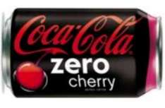 24 Coke Zero Cherry (330ml) £4 @ Cooltrader