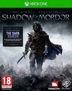 Middle-earth: Shadow of Mordor /Xbox One £13.95 delivered @ coolshop