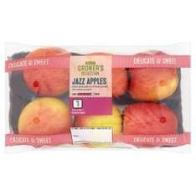 Jazz apples 6 pack at Asda for £2.00