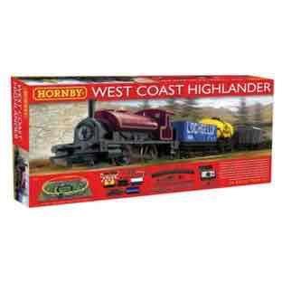 hornby railway west cost highlander £69.99 @ Argos