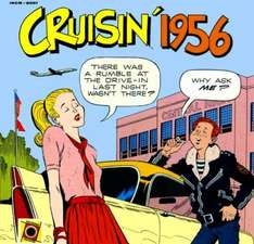 Cruisin' A History of Rock'N'Roll Radio 16 LP download