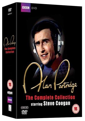 The Alan Partridge Complete Box Set [DVD] £7.99 prime + (£3.00 delivery non-prime) @ Amazon