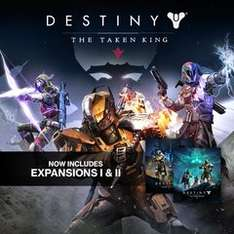 Destiny: The Taken King (PS4) for £14.99 @ PSN (DLC only)