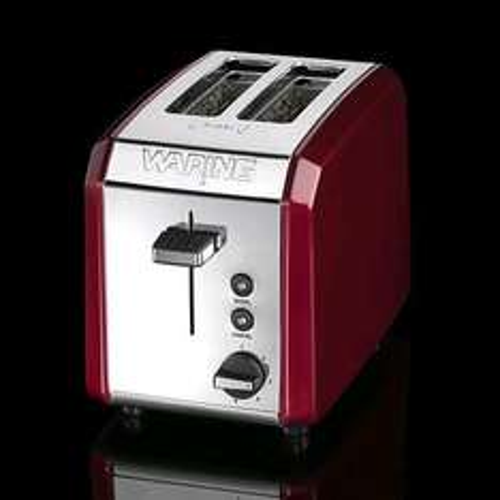 Waring WT200RU  Red 2 Slice Toaster £15 + £2 C&C £17 @ Tesco