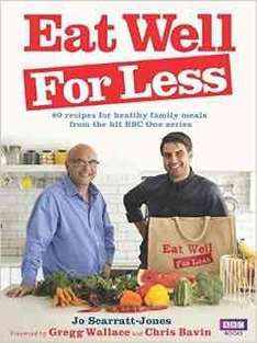 EAT WELL FOR LESS BOOK  Paperback  £7.50 (Prime) / £10.49 (non Prime) @ Amazon
