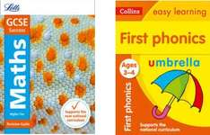 Up To 60% Off Childrens Educational Books AND Free Delivery @ Tesco Direct