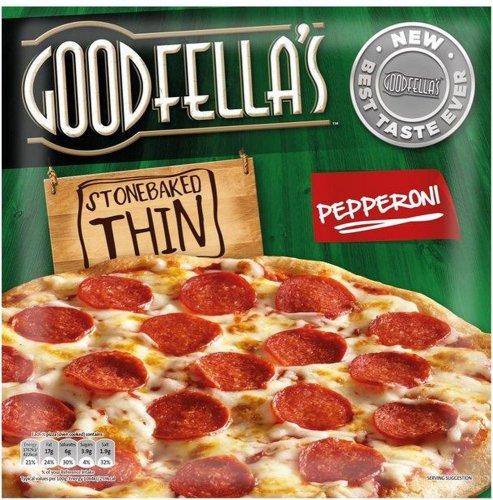 Goodfella's Stonebaked Thin Pizzas £1.00 @ Morrisons