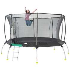 TP Toys Genius Octagonal2 SurroundSafe Trampoline 14ft	Was £499.99, now £200; 12ft Was  £449.99now £224 delivered @ John Lewis