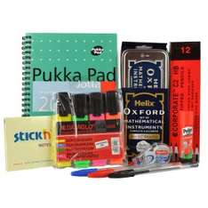Premium Stationery Pack £9.99 each + 3 for 2 + Extra 10% Off with code @ Cartridge People (3 Sets Del for £17.98)