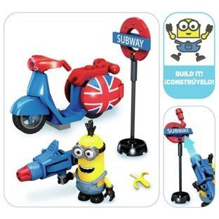 Mega Bloks Minions Playset Assortment £3.99 @ Argos